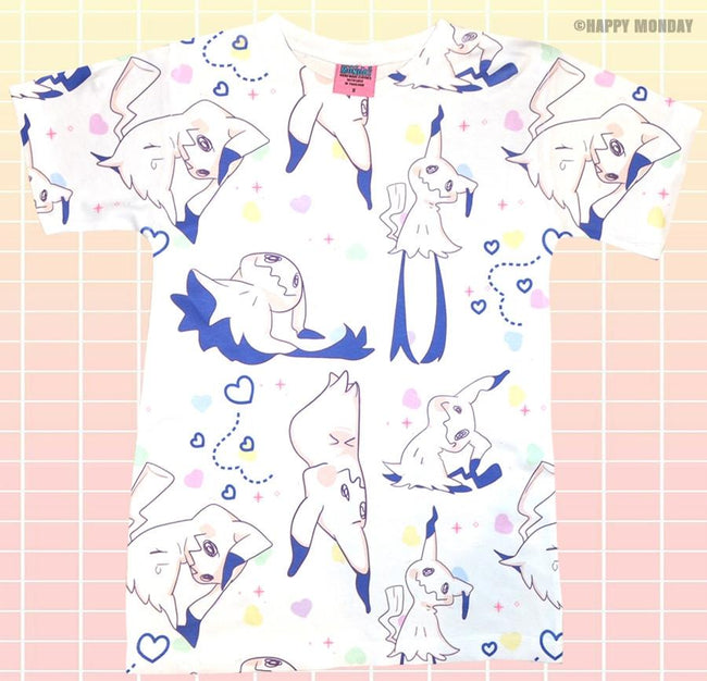 Sad Babe - Happy Monday | Kawaii Anime Handmade Clothes