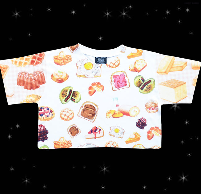 Breads - Happy Monday | Kawaii Anime Handmade Clothes