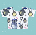 Totoro - Happy Monday | Kawaii Anime Handmade Clothes