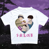 Grave Of The Fireflies - Happy Monday | Kawaii Anime Handmade Clothes