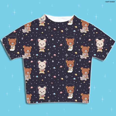 Rilakkuma - Happy Monday | Kawaii Anime Handmade Clothes