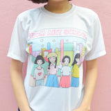 Art School Club - Happy Monday | Kawaii Anime Handmade Clothes