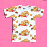 Waffle - Happy Monday | Kawaii Anime Handmade Clothes