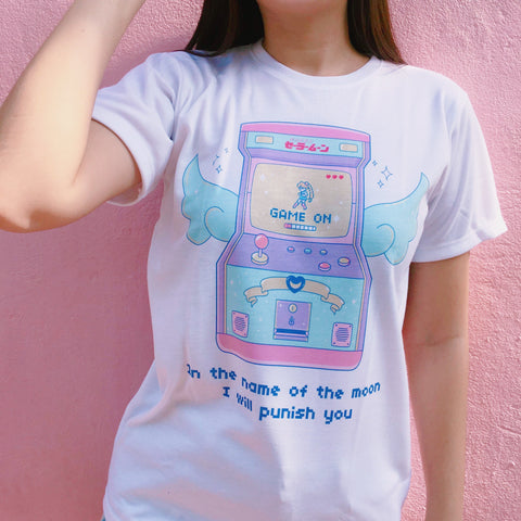 GAME ON - Happy Monday | Kawaii Anime Handmade Clothes