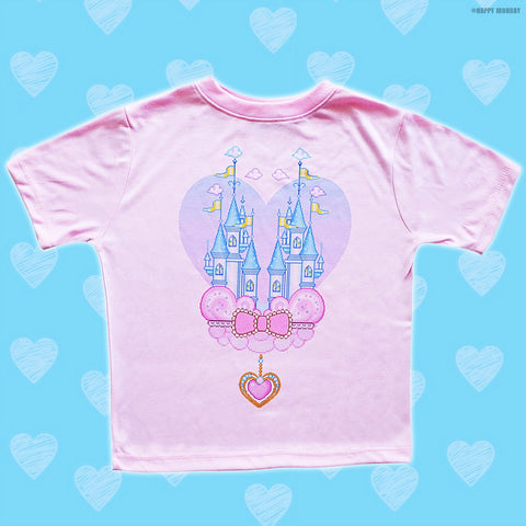 Castles - Happy Monday | Kawaii Anime Handmade Clothes