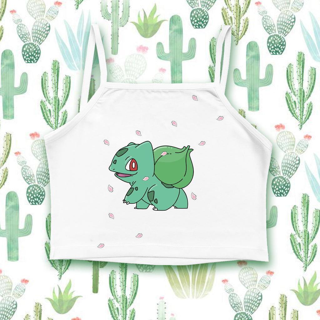Bulbasaur - Happy Monday | Kawaii Anime Handmade Clothes