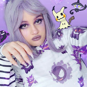 Pokemon Ghost - Happy Monday | Kawaii Anime Handmade Clothes