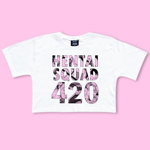 Hentai Squad 420 - Happy Monday | Kawaii Anime Handmade Clothes