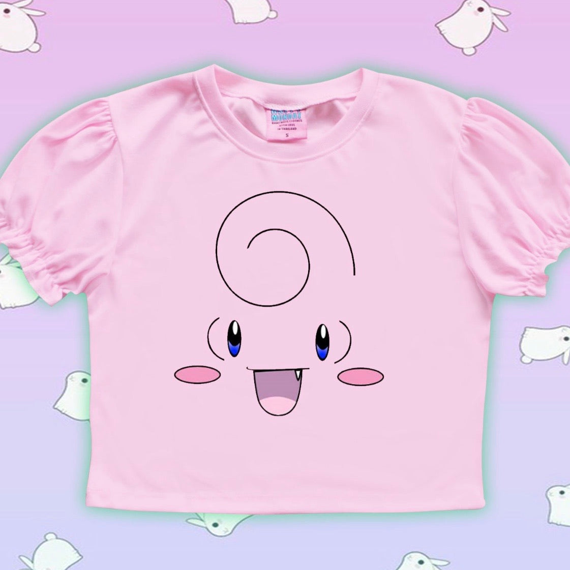 Clefairy Dolly Top🍒