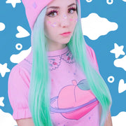 Peach Planet - Happy Monday | Kawaii Anime Handmade Clothes