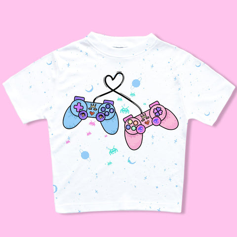 Play Station - Happy Monday | Kawaii Anime Handmade Clothes