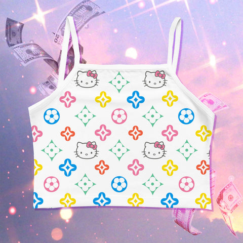 Kitty LV - Happy Monday | Kawaii Anime Handmade Clothes