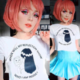 Reflection - Happy Monday | Kawaii Anime Handmade Clothes
