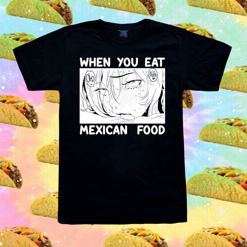 When You Eat - Happy Monday | Kawaii Anime Handmade Clothes