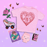 Mystery Love box - Happy Monday | Kawaii Anime Handmade Clothes