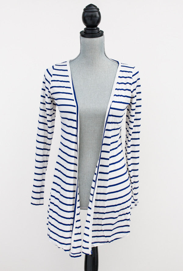 Striped Cardigan | 3 Colors
