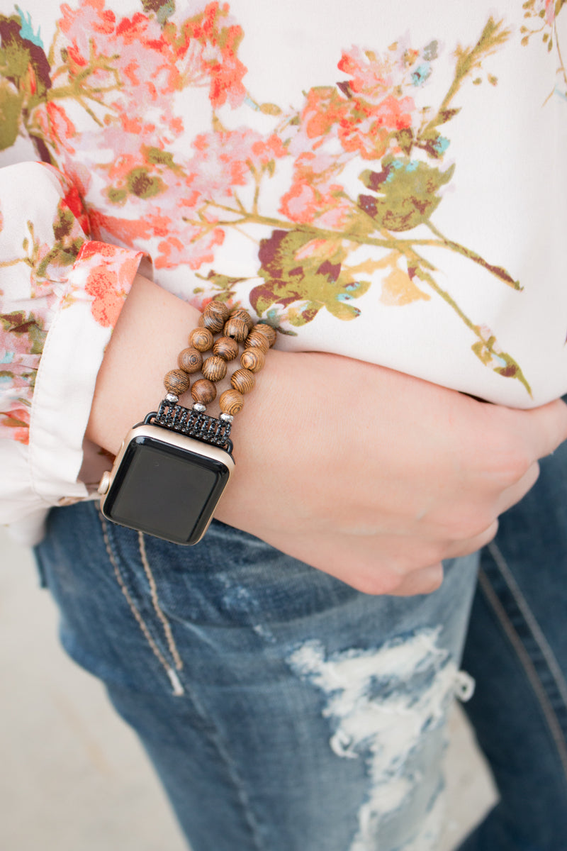 Beaded Apple Watch Bracelets