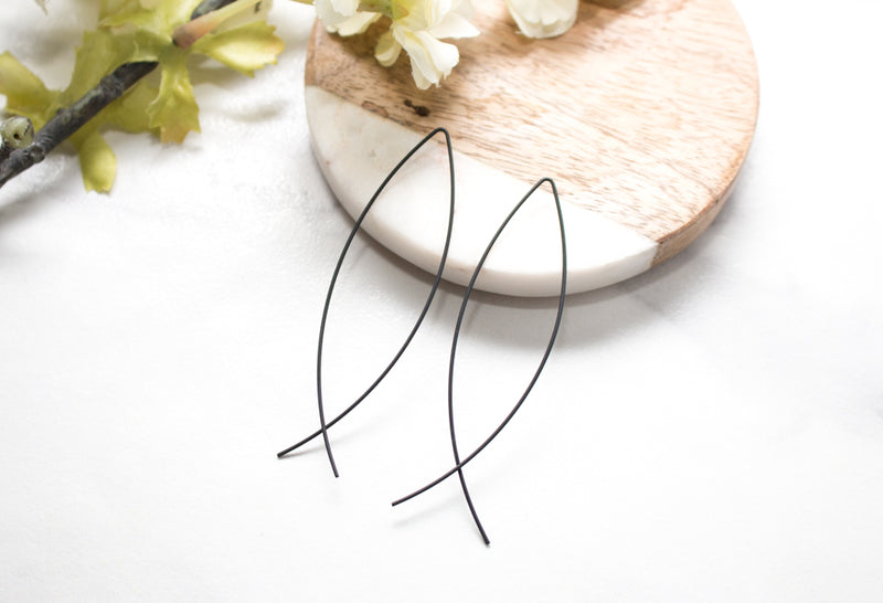 Minimalist Threader Earrings