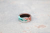 Glass Wood Ring | 4 Styles