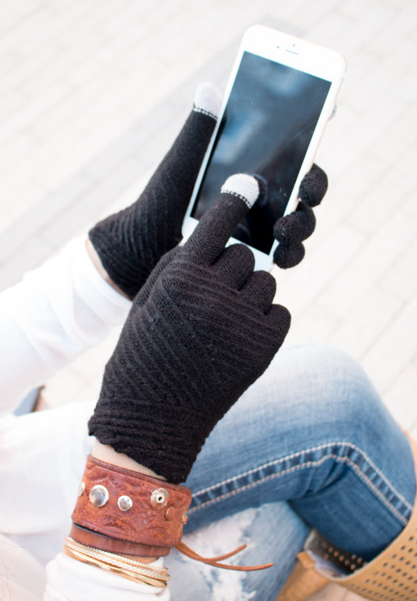 Cozy Touch Screen Gloves