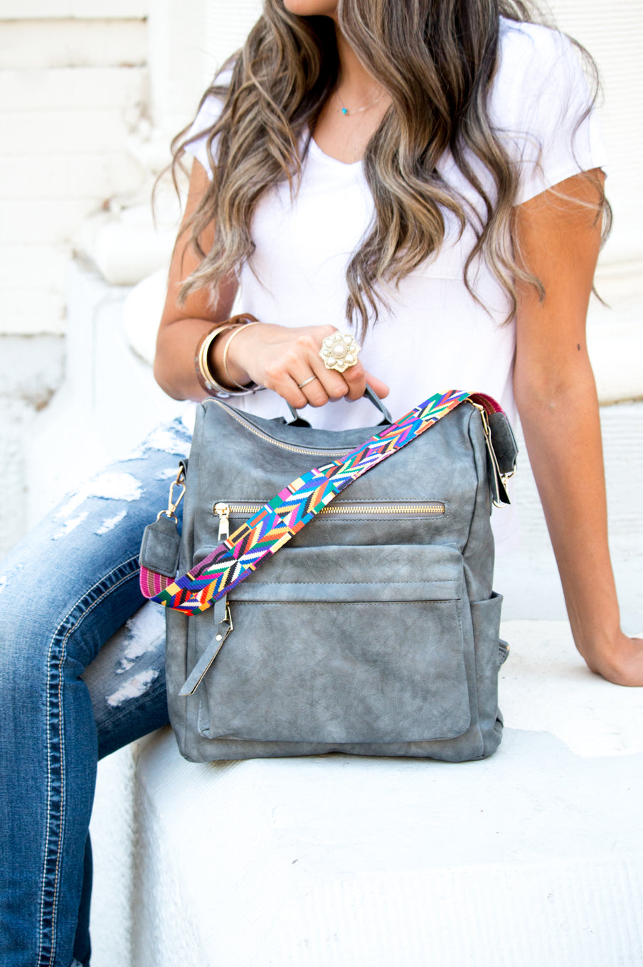 Skylar Convertible Bag