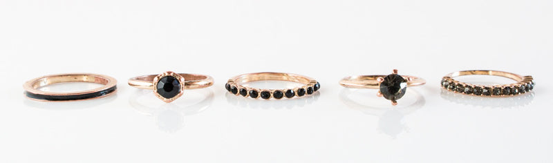 The Nikkie | Stacking Rings