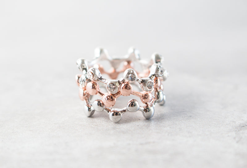 The Josey Stacking Rings | Set of 3