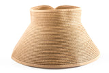 Foldable Beach Straw Hat | Wide Brim | 8 Colors