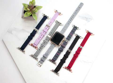 Classic Apple Watch Band | Stainless Steel