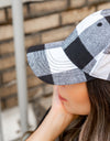 Buffalo Plaid Baseball Cap