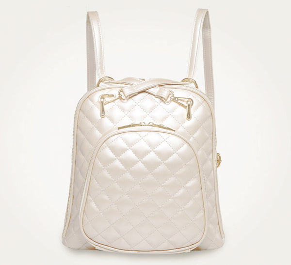 Layla Leather Backpack