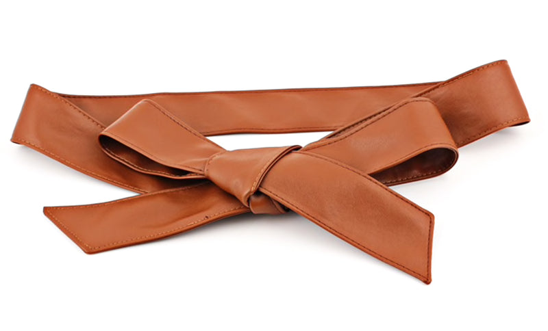 The Stella Leather Belt