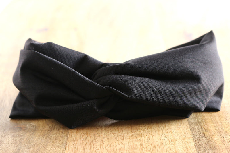 Cotton Twist Headbands | Solid Colors