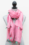 Tassel Scarf | 8 Colors
