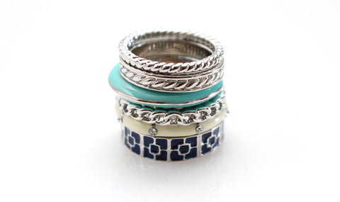The Abby | Stacking Rings