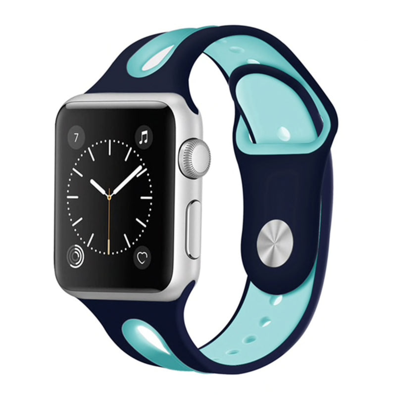 Silicone Sport Apple Watch Band