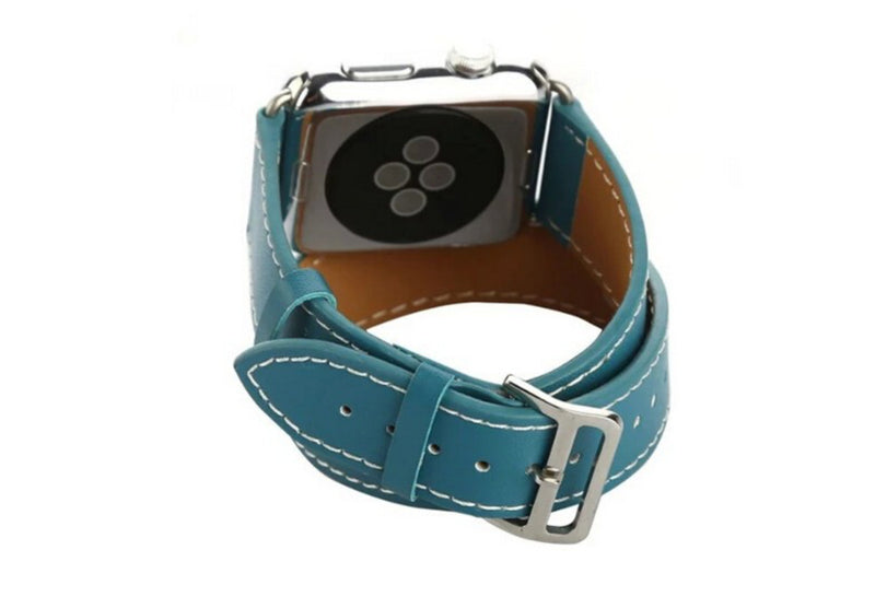 Leather Wrap Apple Watch Band