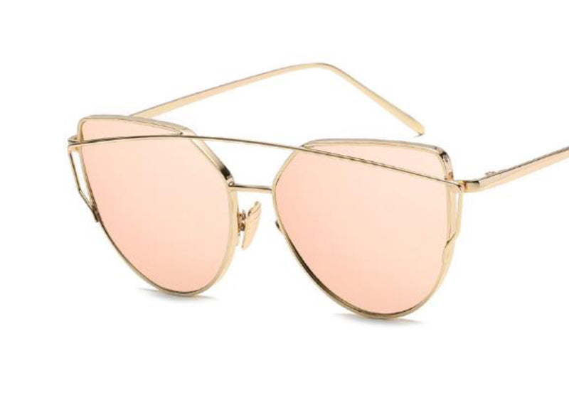 Aviator Cat Eye Sunglasses