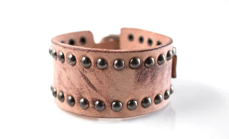 The Rebel Collection | Genuine Leather Bracelets