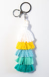 Tassel Key Chain Fob