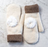 Wool Blend Mittens | 7 Colors