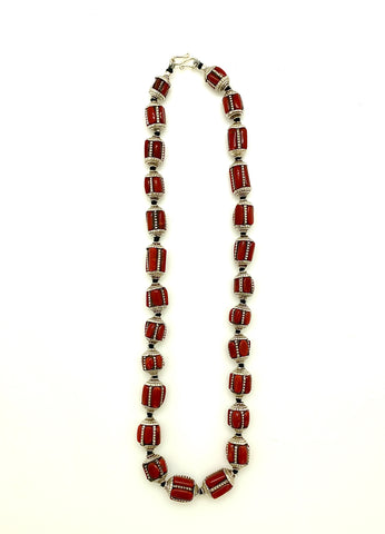Petrified Coral Necklace