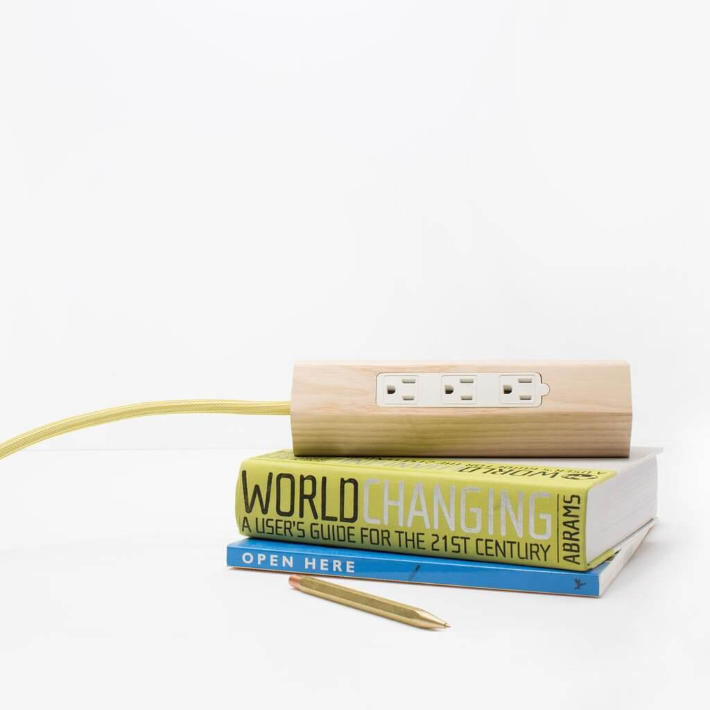 Niko Modern Desktop Power Strip