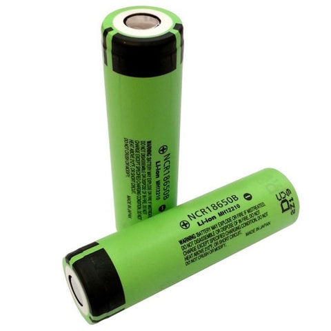 Panasonic NRC18650B Battery