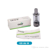 Eleaf GS Air-M Atomizer 4ml Capacity Airflow Control Tank with 1.5ohm GS Air Head