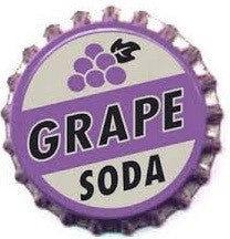 Grape Soda E-Juice 30ml, 50ml PG/VG Base