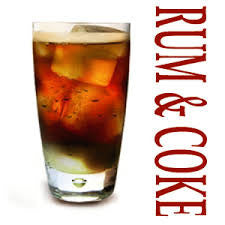 Rum & Coke E-Juice 30ml, 50ml PG/VG Base