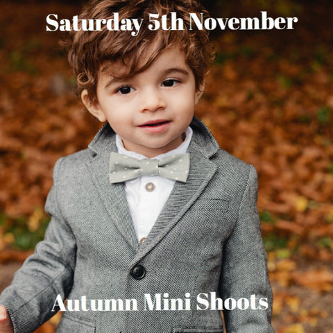 Autumn Family mini shoots Surrey