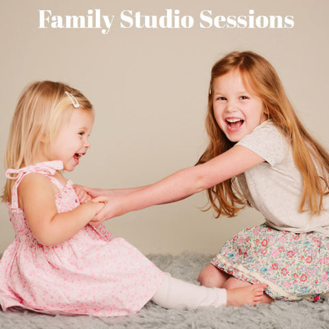 Family portrait sessions in Esher