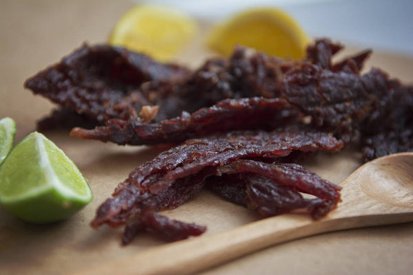 BBQ 4-pack (3 Oz Bag) - Halal Jerky